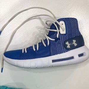 under armour HOVR basketball shoes